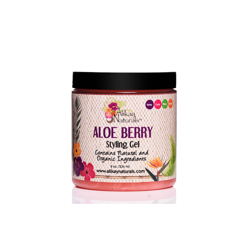 Alikay Naturals Aloe Berry Style Gel