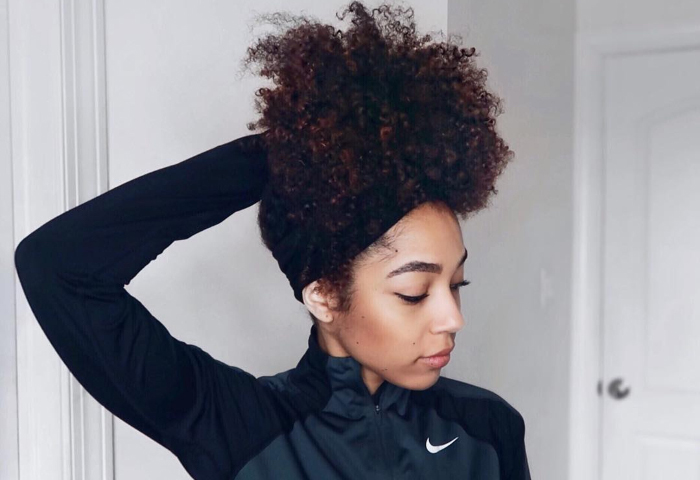 How to Stop Sweat from Damaging Your Hair