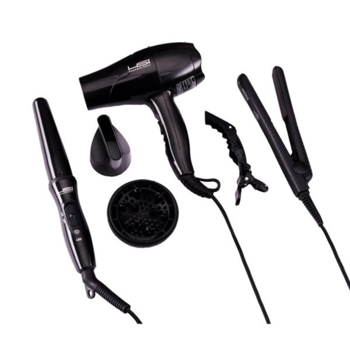 HSI Professionals Travel Styling Kit