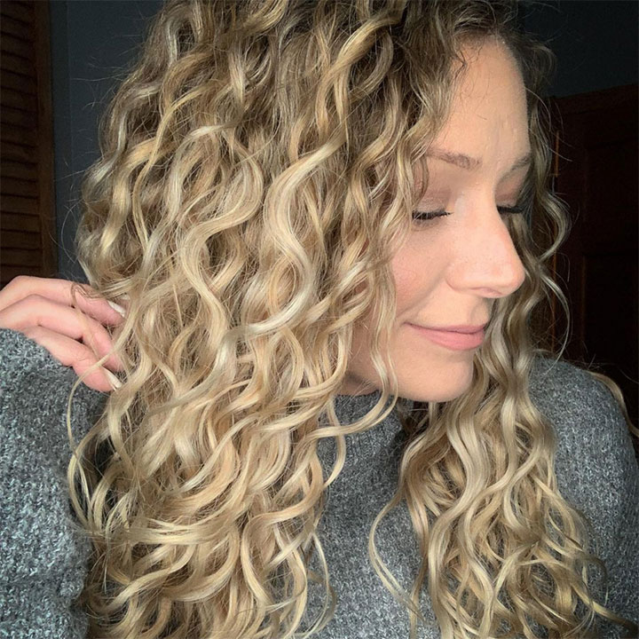 curly candace