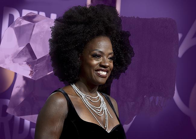 Viola Davis Golden Globes 2018 AP Images