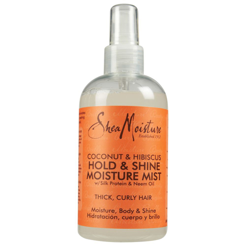 SheaMoisture Coconut Hibiscus Hold & Shine Daily Moisture Mist