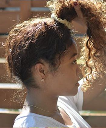The Pineapple Method for Natural Hair   Tutorial