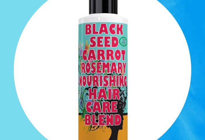 Natural Hair Growth Remedy: Black Seed Oil