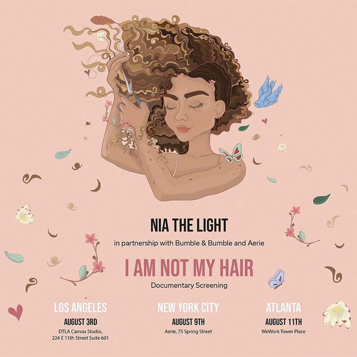 I am Not My Hair Tour