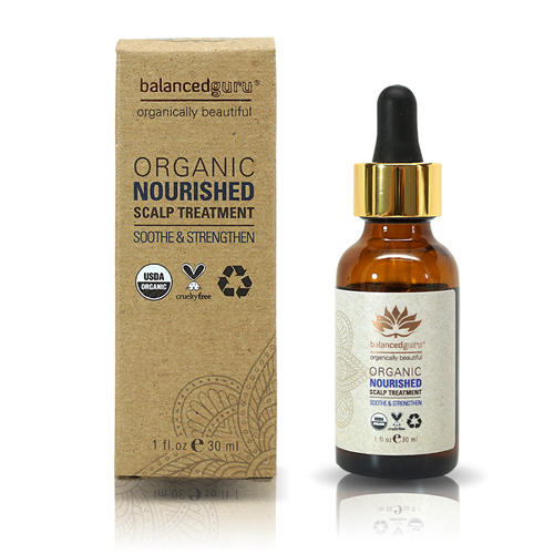 Balanced Guru Nourished Scalp Treatment
