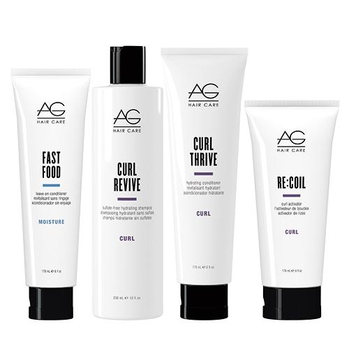 Best Salon Brand: AG Hair