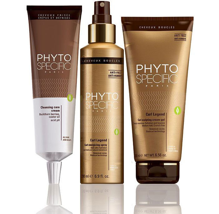 phyto specific curl products
