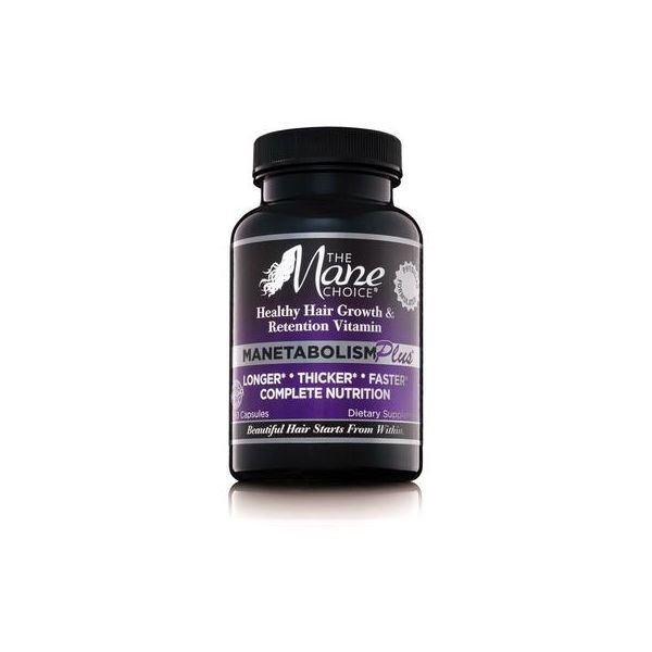SHOP: The Mane Choice Manetabolism Plus Vitamins (60 ct.)