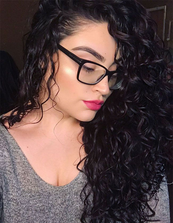How Amanda Gets Her Type 2c Wavy Hair To Look Like This Naturallycurly Com