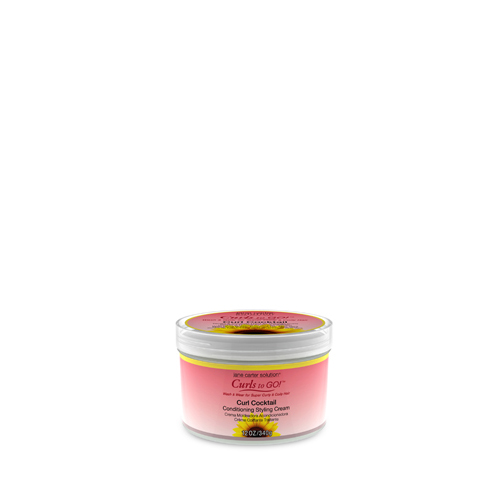 Jane Carter Curls to Go Curl Cocktail Conditioning Styling Cream