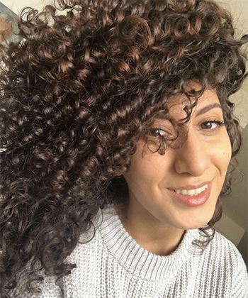 How Mandy Transformed Her Type 3 Curls with This Routine