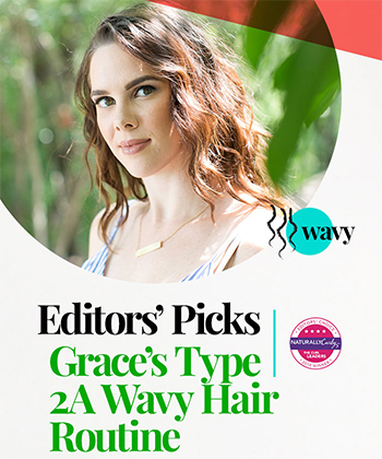 2018 Editors' Choice: Grace's Wavy Regimen!