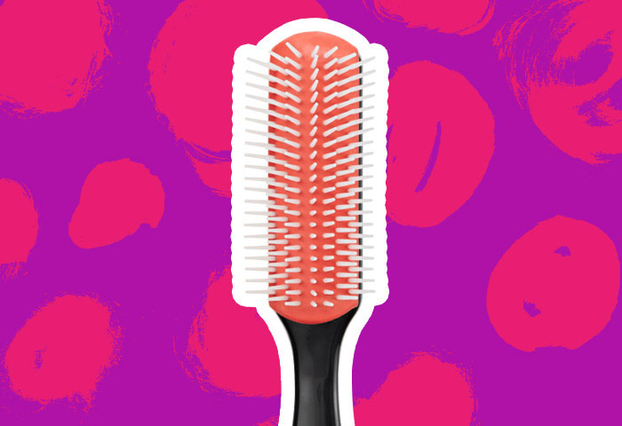 Coily Beginner's Guide: What the Heck is a Denman Brush?