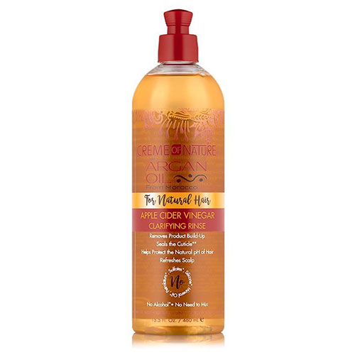 creme of nature clarifying shampoo