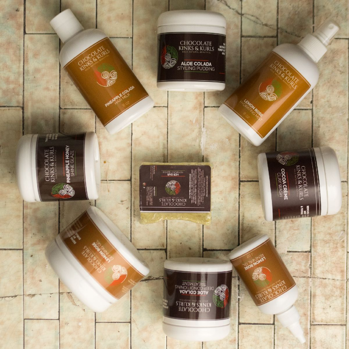 Emerging Brand: Chocolate Kinks and Kurls