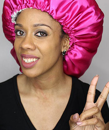 Should You Sleep with a Satin Scarf or Bonnet?