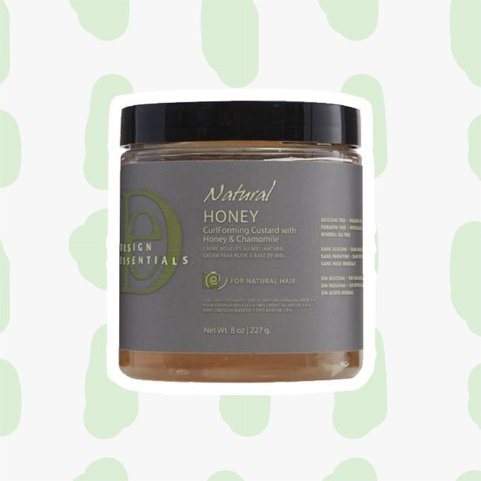 Design Essentials Natural Honey CurlForming Custard