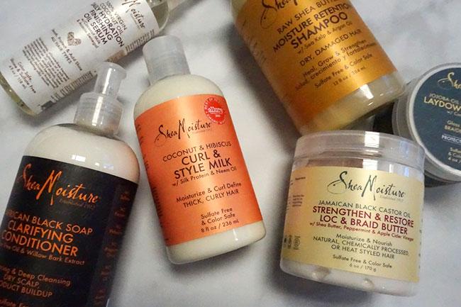 sheamoisture products
