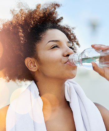 3 Surprising Truths about Alkaline Water for Curly Hair