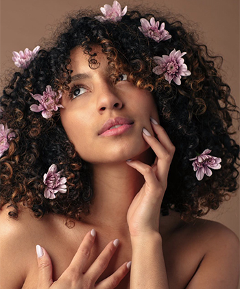 Crystal Shares her Spring Curly Hair Routine & Holy Grails