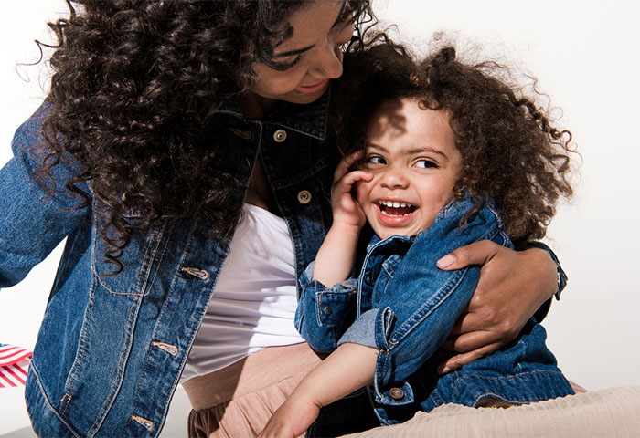 Curly Kids Curly Hair Care For Easy Mornings Naturallycurly Com
