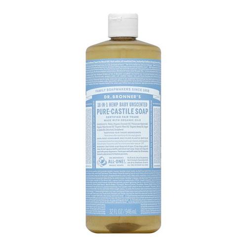 diy castile soap clarifying shampoo