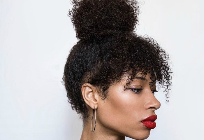 5 Effortless Hairstyle Ideas to Rock Your Curly Bangs