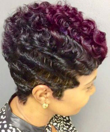 How to Style a Tapered TWA, According to a Stylist