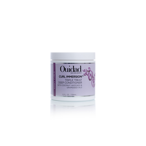 Ouidad Curl Immersion™ Triple Treat Deep Conditioner