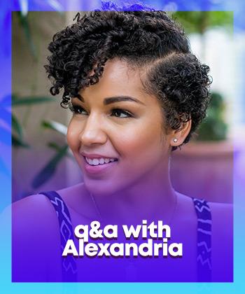 Q&A w/Alex