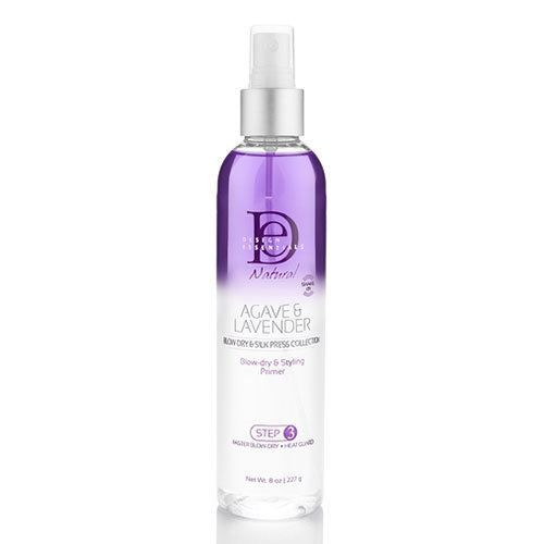 Keturah 3c: Design Essentials Agave & Lavender Moisturizing Blow-Dry & Style Primer
