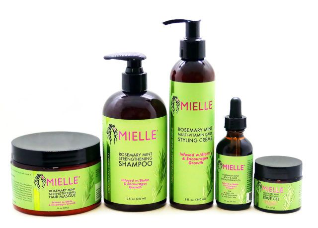 Alex 3c: Mielle Organics Rosemary Mint Collection