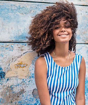 Your Guide To Natural Oils For Curly Hair