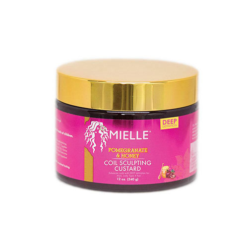 Bianca 3a: Mielle Pomegranate & Honey Coil Sculpting Custard