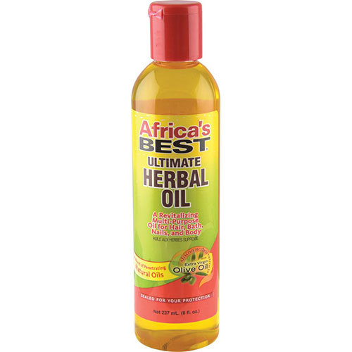 Multi Use Product: Africa's Best Ultimate Herbal Oil
