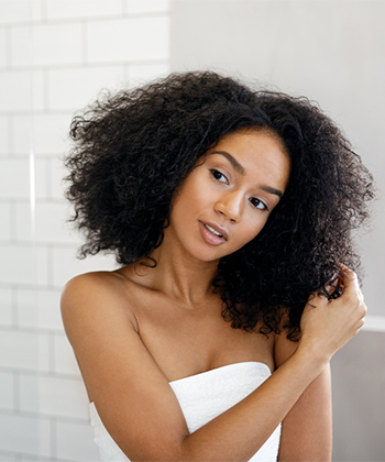 5 Wash Day Mistakes that Make Your Hair Dry