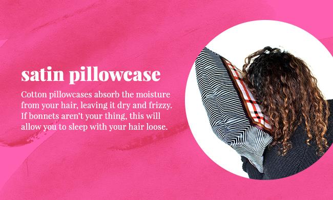 9 Ways To Sleep With Curls Naturallycurly Com