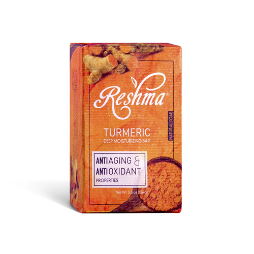 Body Cleanser: Reshma Turmeric Soap