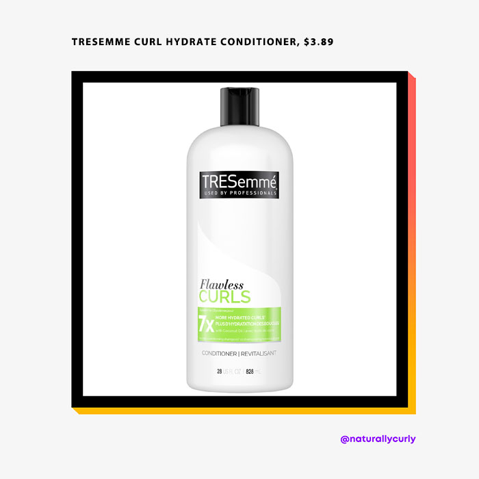 tresemme flawless curls conditioner