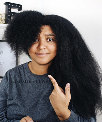 What is Natural Hair Shrinkage and Why Do I care?