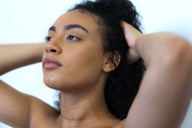 itchy scalp hair growth