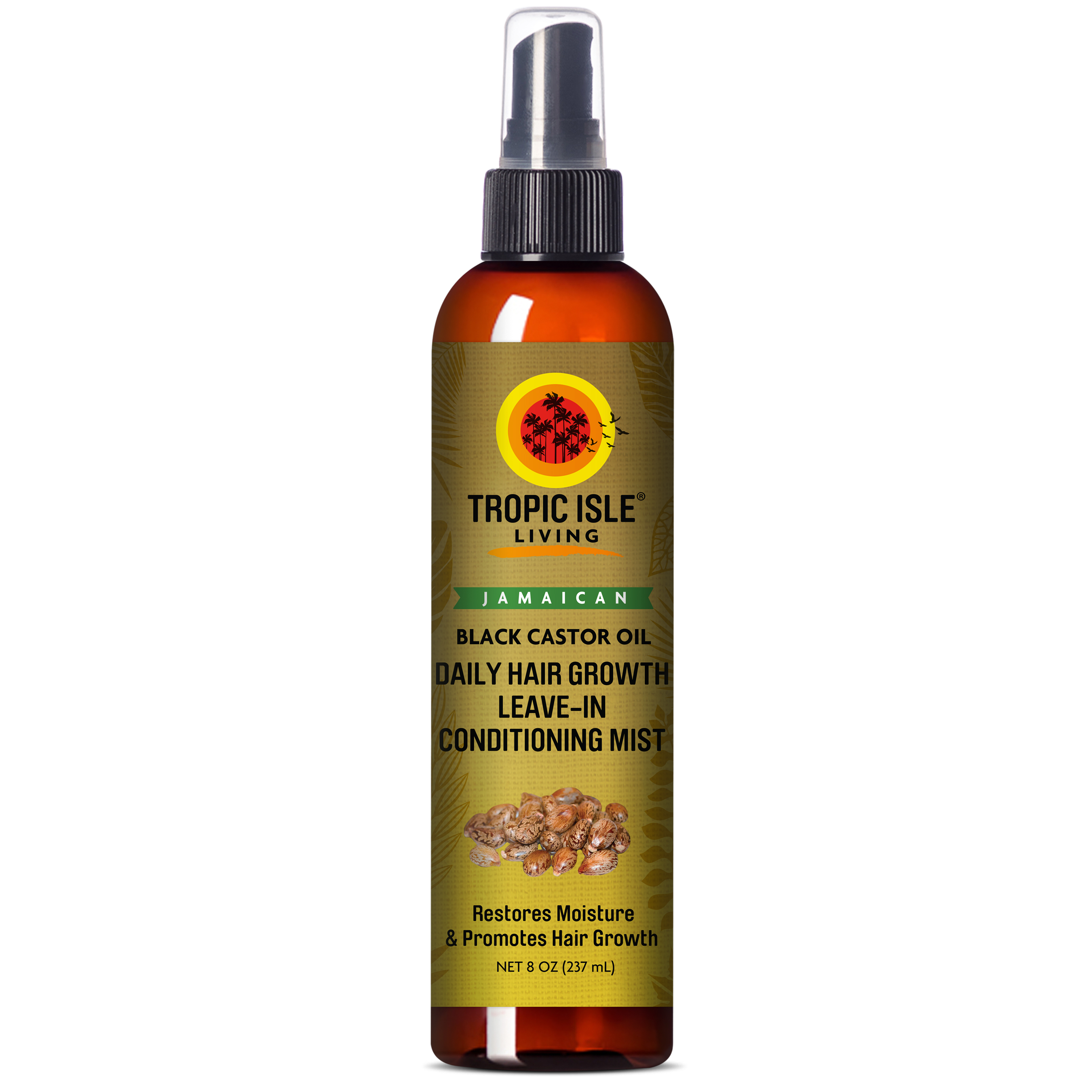 Jerly 2a: Tropic Isle Tropic Isle Living Jamaican Black Castor Oil Daily Hair Growth Leave In Conditioning Mist