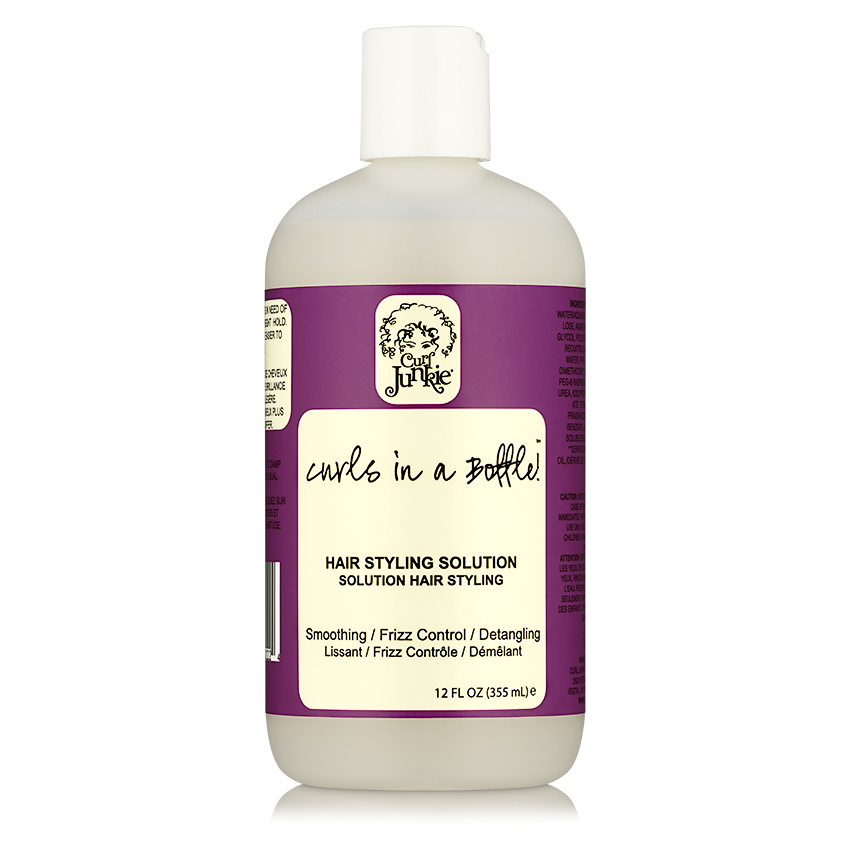 SHOP: Curl Junkie Curls in a Bottle (12 oz.)