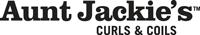 Aunt Jackie's sponsored logo
