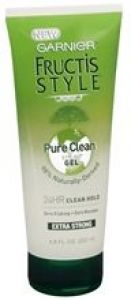 Pure Clean Styling Gel Extra Strong