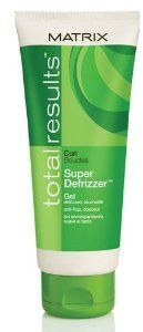 Total Results Curl Super Defrizzer Gel