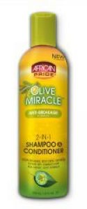 Olive Miracle 2-in-1 Shampoo & Conditioner