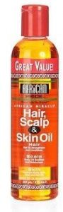Hair, Scalp, and Skin Oil