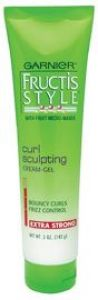 Curl Sculpting Cream Gel